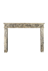 The Antique Fireplace Bank French Chique Country Fireplace Surround