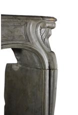 The Antique Fireplace Bank Francés Del Siglo 18 Período Chimenea