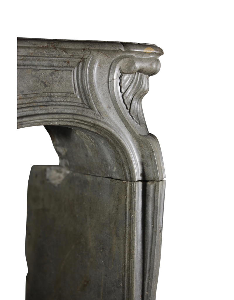 French 18Th Century Period Fireplace Surround