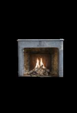 The Antique Fireplace Bank Zweifarbig Erstellt Von Natur Französisch Kaminmaske