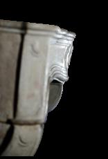 The Antique Fireplace Bank Französisch Klassiker Chique Kaminmaske
