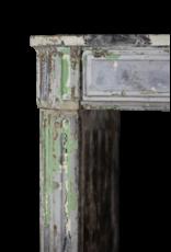 Rustic Antik Reclaimed Bauernhaus Kalkstein Kaminmaske