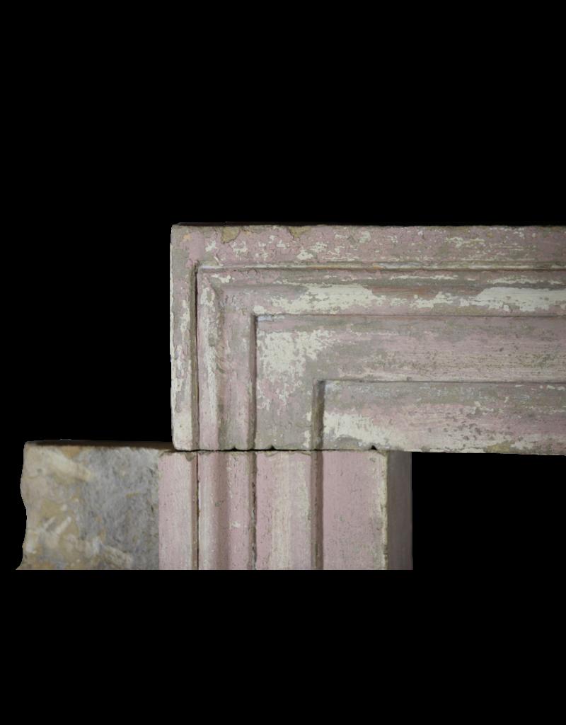 The Antique Fireplace Bank Bolection Rustikaler Kaminmaske