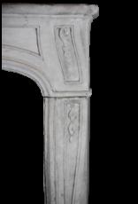 The Antique Fireplace Bank Französisch Des 18. Jahrhunderts Periode Kalkstein Kaminmaske