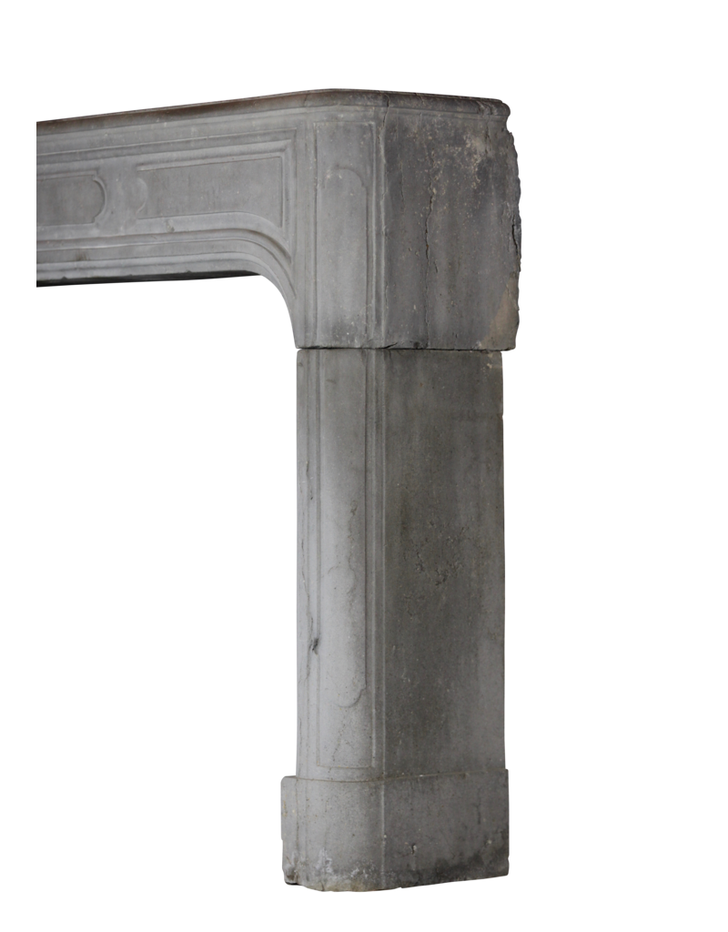 French Country Antique Fireplace Surround