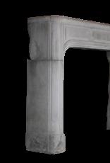 Französisch Land Antike Kaminmaske