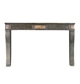 Elegant French Antique Fireplace Mantle