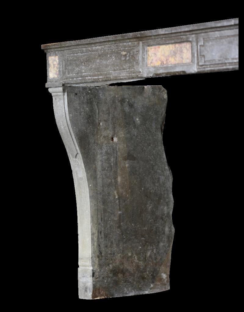 Maison Leon Van den Bogaert Antique Fireplaces & Vintage Architectural Elements Elegante Französisch Antik Kaminmaske