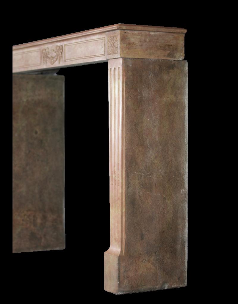 The Antique Fireplace Bank Feine Details Französisch Jahrgang Kaminmaske