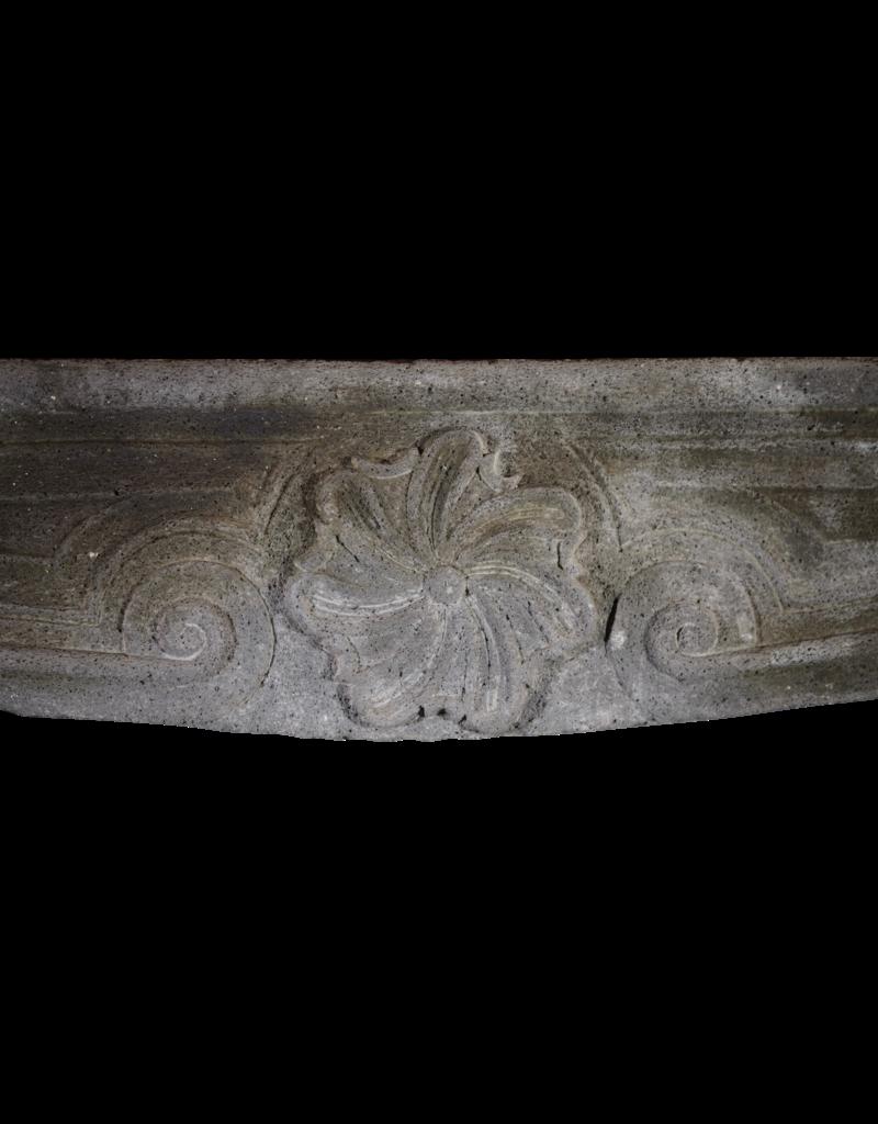 The Antique Fireplace Bank Kleines Französisch Rustikale Kaminmaske