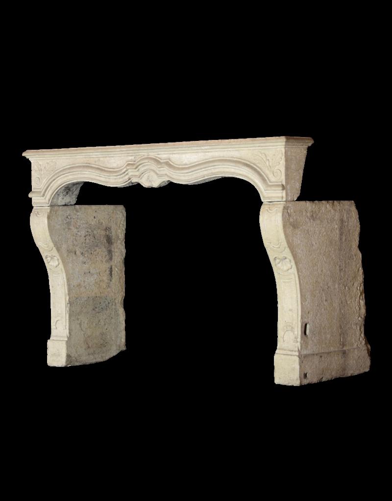 The Antique Fireplace Bank 18. Jahrhundert Feine Französisch Kaminmaske Im Kalkstein