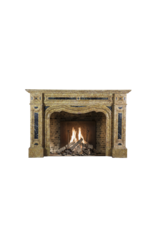 Belgian Late 19Th Century Fireplace Surround