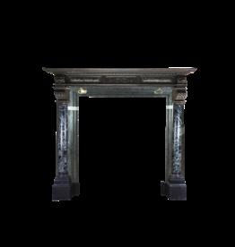 The Antique Fireplace Bank Große Belgische Antik Kaminmaske