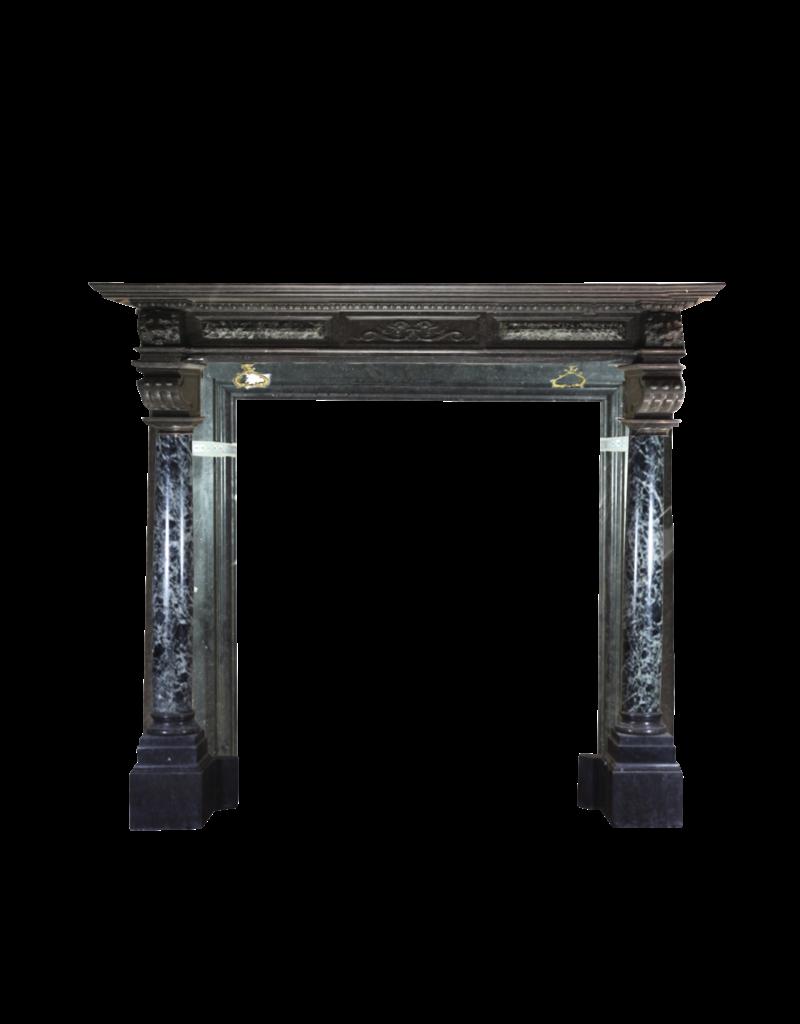 Maison Leon Van den Bogaert Antique Fireplaces & Vintage Architectural Elements Gran Belga Antiguo Chimenea