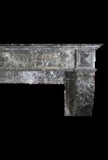 The Antique Fireplace Bank Francés Mármol Chique Chimenea