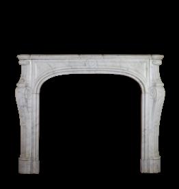 Maison Leon Van den Bogaert Antique Fireplaces & Vintage Architectural Elements Feines Französisch Marmor Kaminmaske