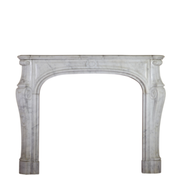 The Antique Fireplace Bank Fine French Marble Fireplace Surround