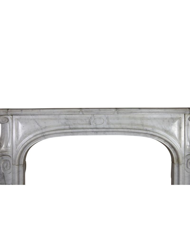 Fine French Marble Fireplace Surround