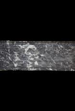 Klassische Weinlese-Belgische Marmor Kaminmaske