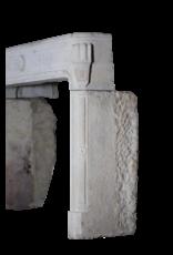 La Piedra Caliza Francesa Clásica Chimenea