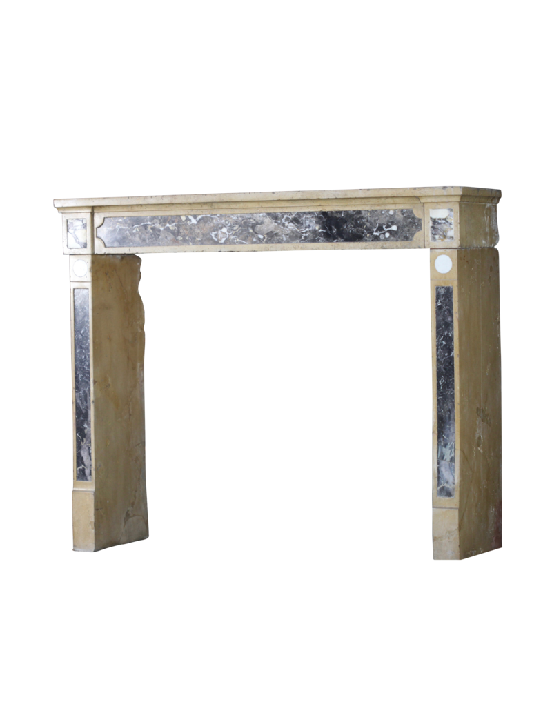 Small Classic French Fireplace Surround
