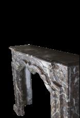 Maison Leon Van den Bogaert Antique Fireplaces & Vintage Architectural Elements Art Deco Blume Dutch Period Kaminmaske