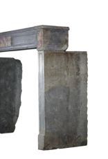 The Antique Fireplace Bank French Chique Stone Fireplace Surround