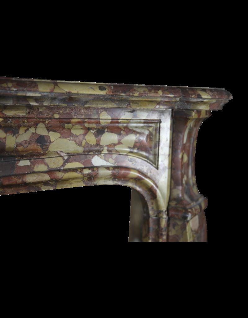 The Antique Fireplace Bank Französisch Brêche Marmor Jahrgang Kaminmaske