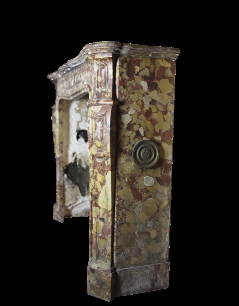 Maison Leon Van den Bogaert Antique Fireplaces & Vintage Architectural Elements Francés Mármol Brêche La Vendimia Chimenea