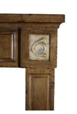 The Antique Fireplace Bank Vintage 18. Jahrhundert Französisch Musik-Raum Kaminmaske
