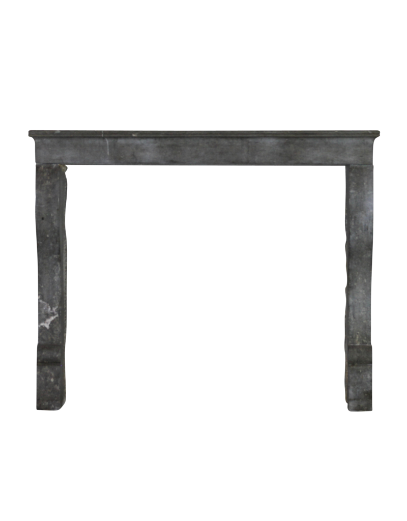 The Antique Fireplace Bank Französisch Chique Dunkel Stein Kaminmaske
