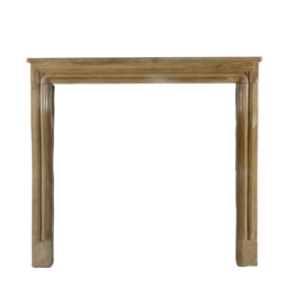 The Antique Fireplace Bank Small Elegant Vintage French Fireplace Surround