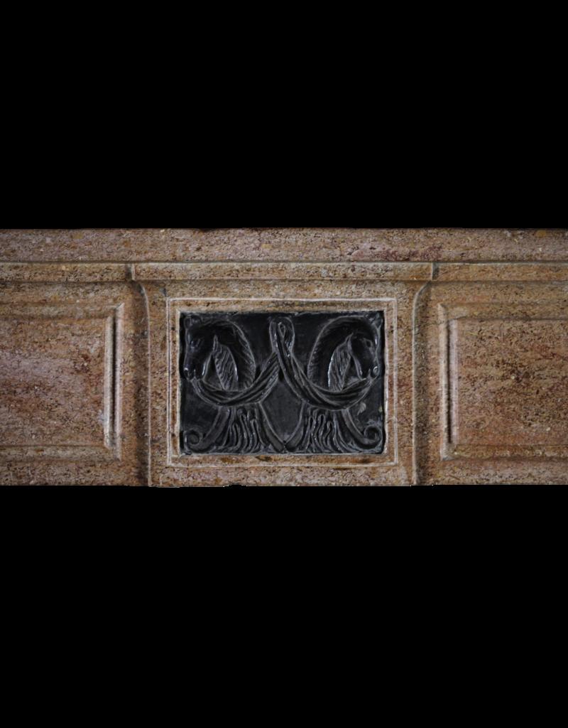 The Antique Fireplace Bank Gemütliche Weinlese Kaminmaske