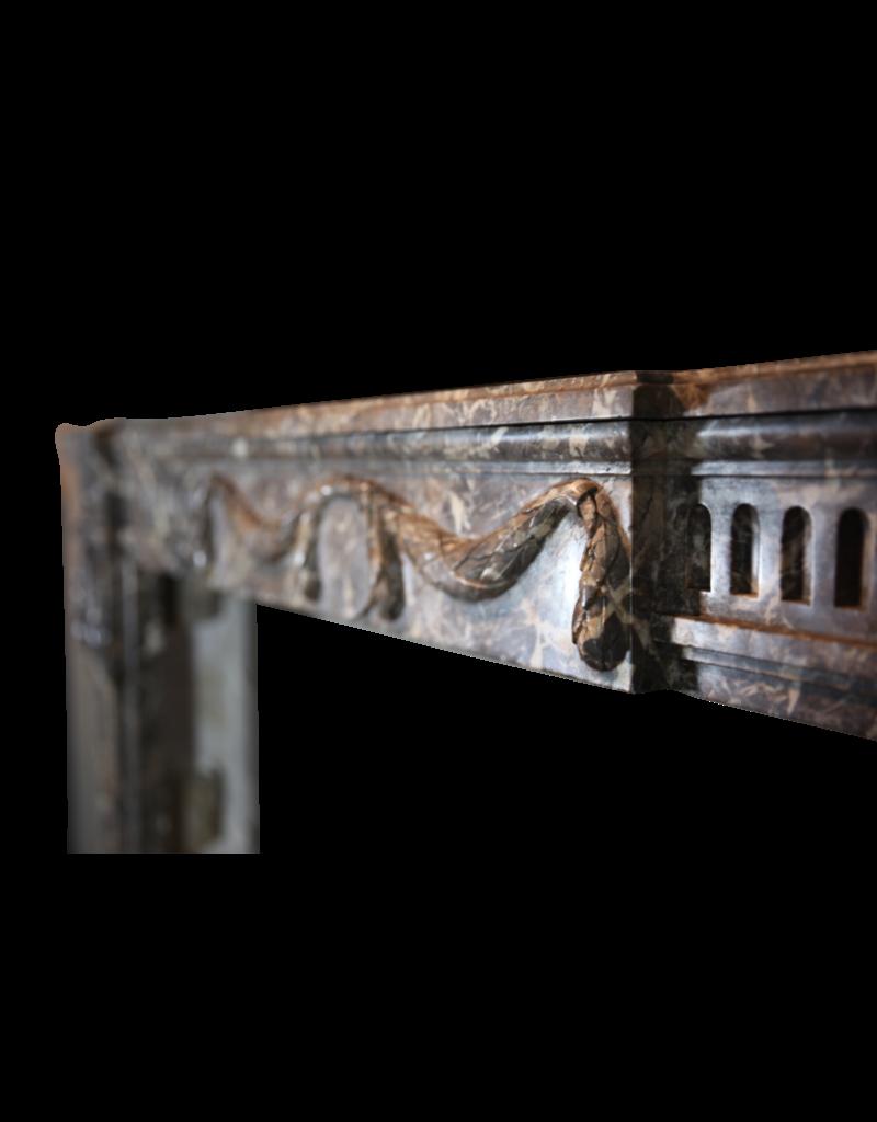 The Antique Fireplace Bank Fine Francés Clásico Chimenea