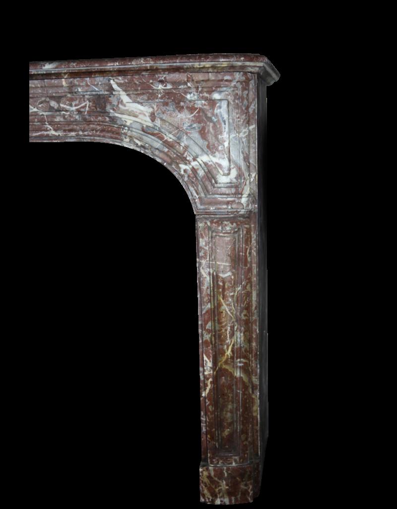 The Antique Fireplace Bank 19. Jahrhundert Belgischen Marmor Kaminmaske