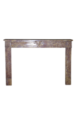The Antique Fireplace Bank 18Th Century Fine Marble Fireplace Surround
