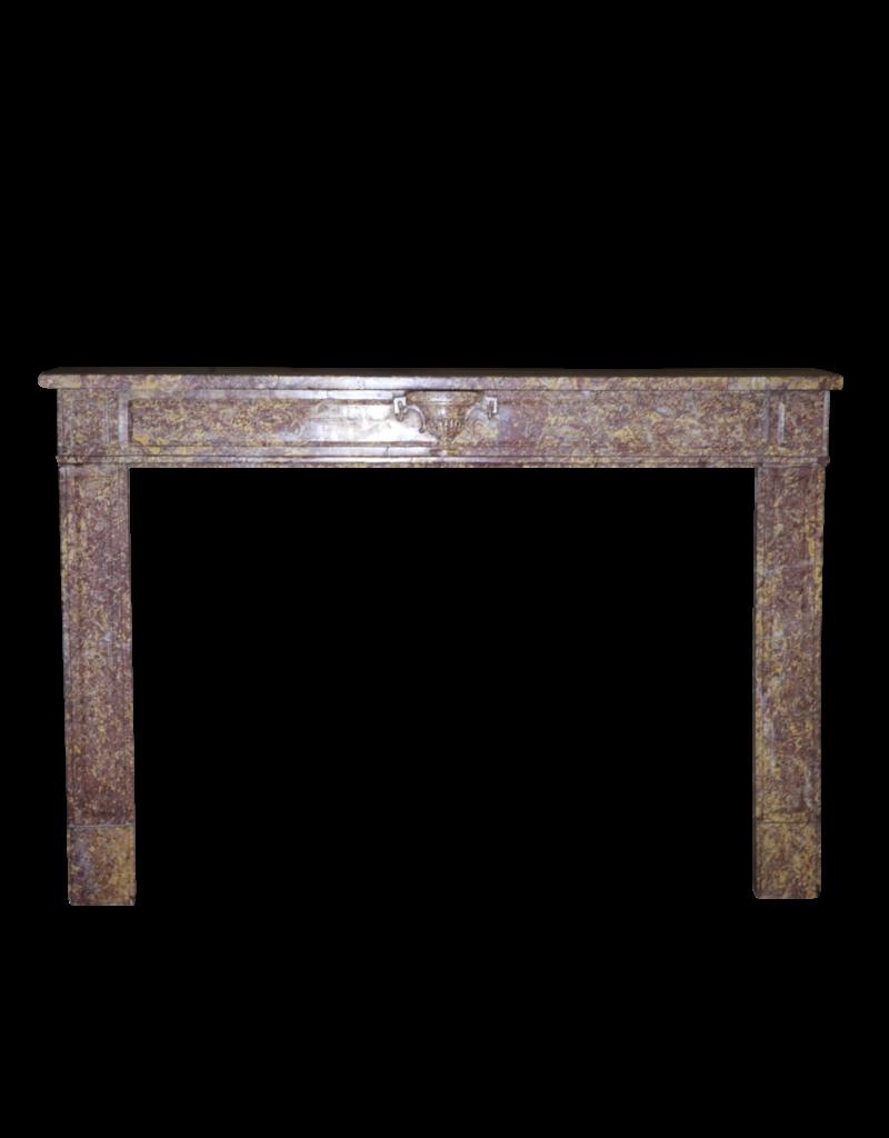 The Antique Fireplace Bank 18. Jahrhundert Feine Marmor Kaminmaske