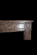 18. Jahrhundert Feine Marmor Kaminmaske