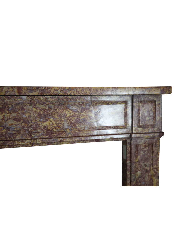 18Th Century Fine Marble Fireplace Surround