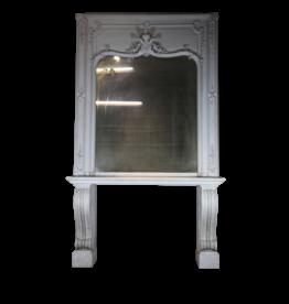 The Antique Fireplace Bank Consola Del Siglo 19 Con El Espejo