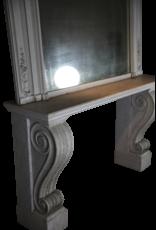 Consola Del Siglo 19 Con El Espejo