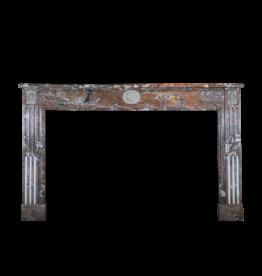 The Antique Fireplace Bank Siglo 18 Fino Mármol Belga Chimenea