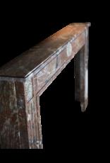 The Antique Fireplace Bank 18. Jahrhundert Feine Belgische Marmor Kaminmaske