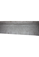 French Country Limestone Antique Fireplace Mantle