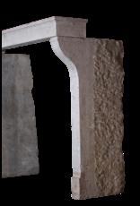 The Antique Fireplace Bank Französisch Landstil Kalkstein Antike Kamin Verkleidung
