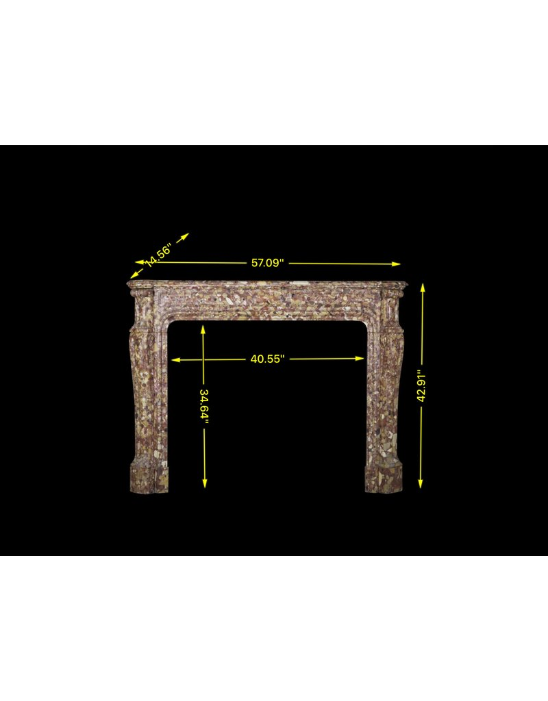 The Antique Fireplace Bank Elegant French Antique Fireplace Surround