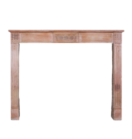 The Antique Fireplace Bank Reclaimed Fireplace Surround For Cosy Interior Design