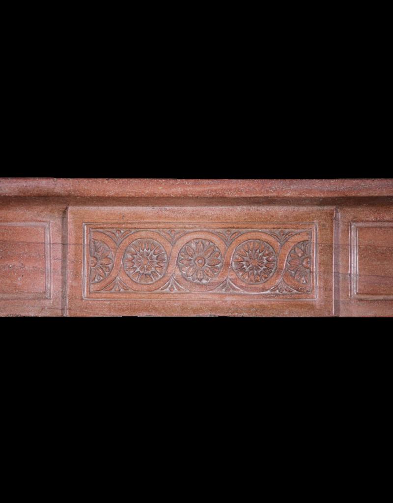 The Antique Fireplace Bank Vintage Kaminmaske In Stein