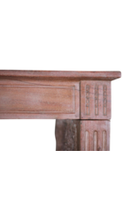 The Antique Fireplace Bank Stone Fireplace Surround For Cosy Interior Design
