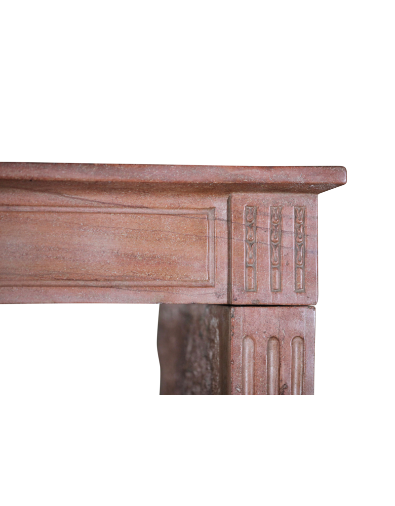 Vintage Fireplace Surround In Stone
